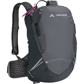 VAUDE Roomy 12+3 Backpack Dame phantom black